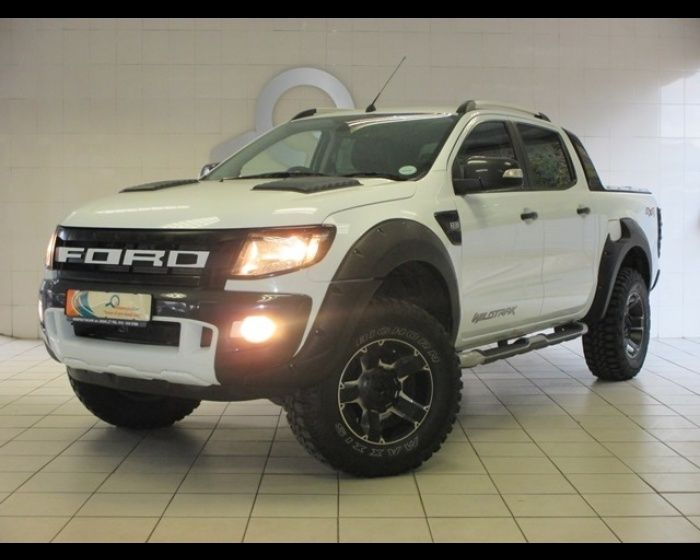 2014 Ford Ranger 3 2tdci Wildtrak 4x4 A T P U D C Http Www