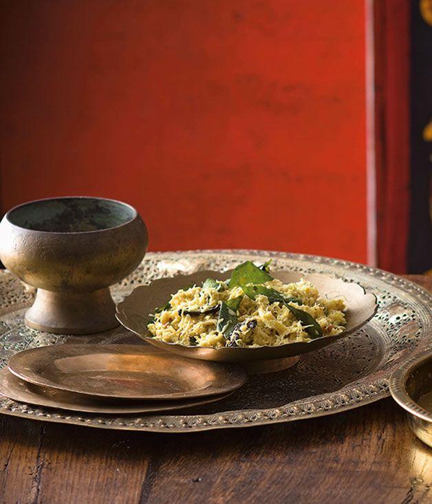 Australian Gourmet Traveller recipe for Sri Lankan crab curry by Peter Kuruvita.