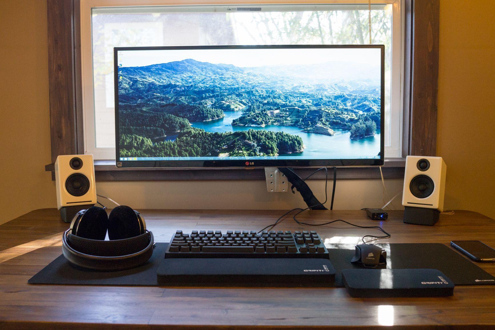 Ultrawide Monitor Tech Pinterest Monitor Gaming