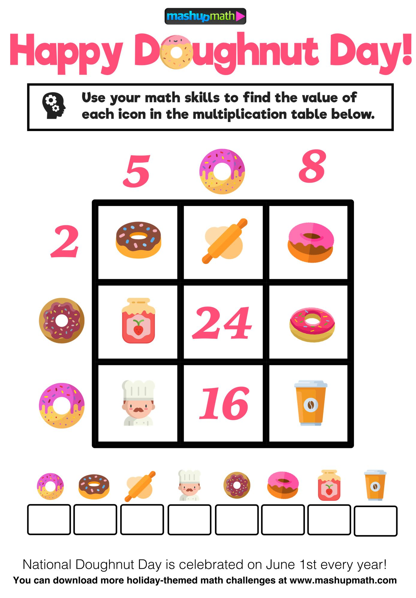 Math Work Math Lessons Math Challenge [ 1994 x 1388 Pixel ]