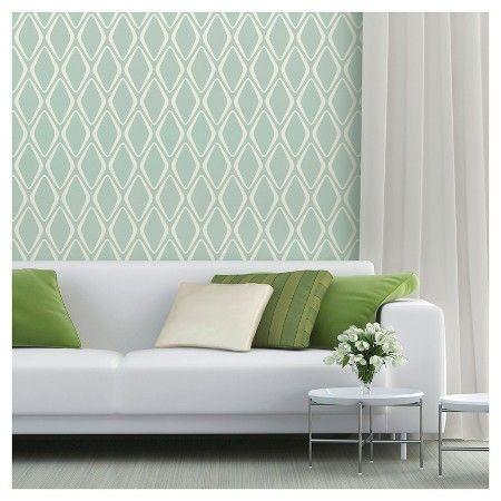 Devine Color Diamond Peel Stick Wallpaper Peel And Stick Wallpaper Flat Paint Modern Tiles