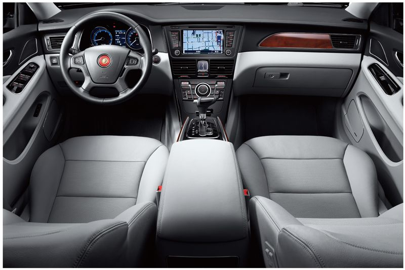 Hongqi H7 Interior Automobile Companies Pakistan Changchun