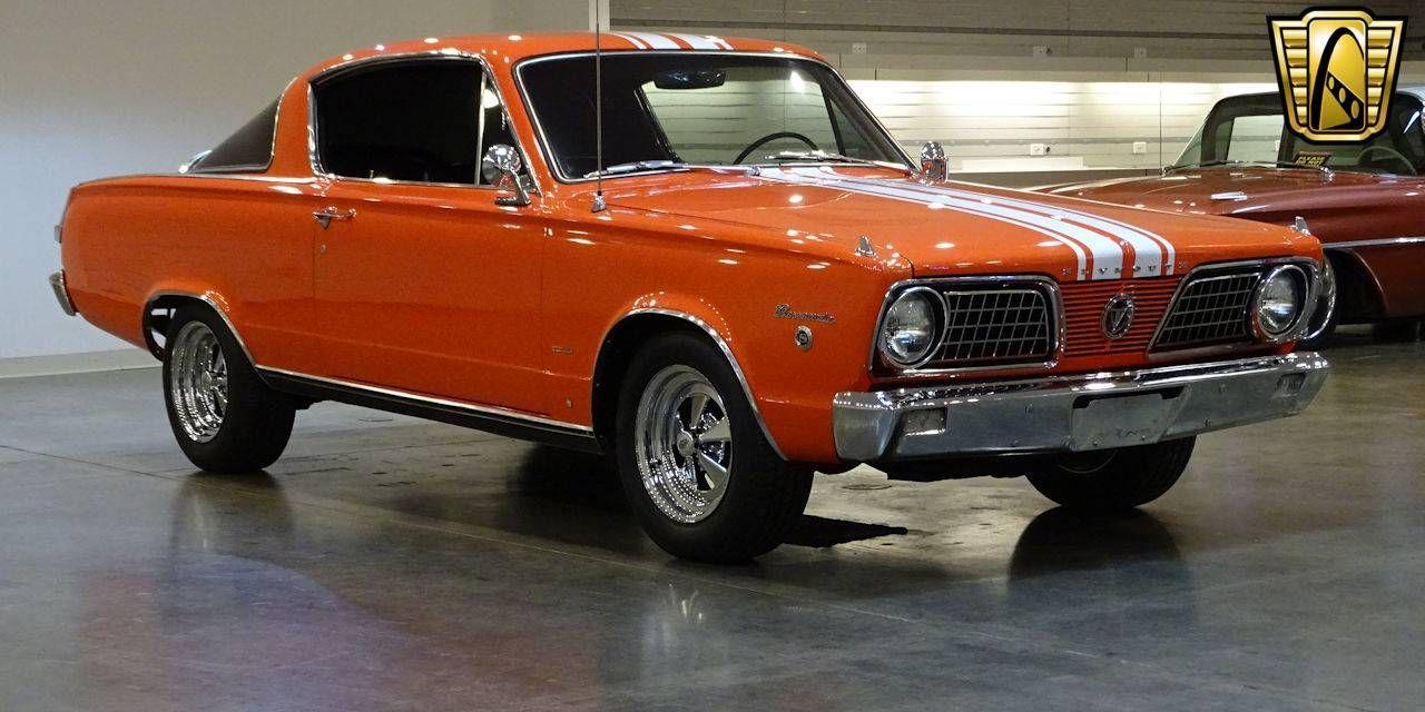 1966 Plymouth Barracuda for sale #1908807 - Hemmings Motor