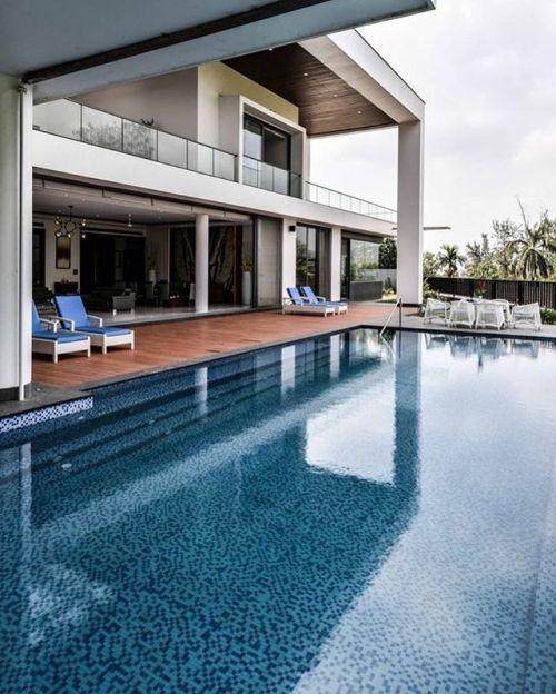 Infinity House Lonavala India By GA Design
