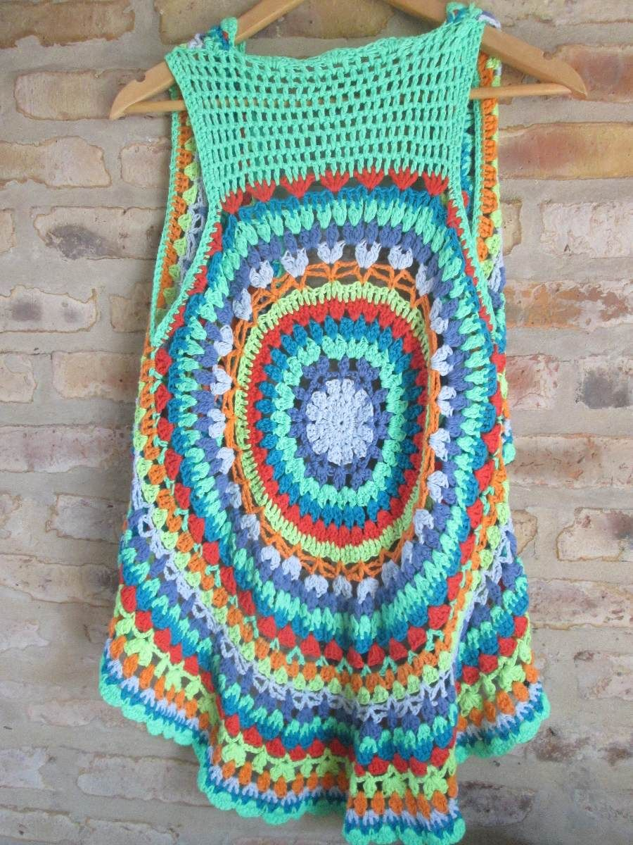 chalecos en crochet - Buscar con Google | Crochet - Boho/Hippie ...
