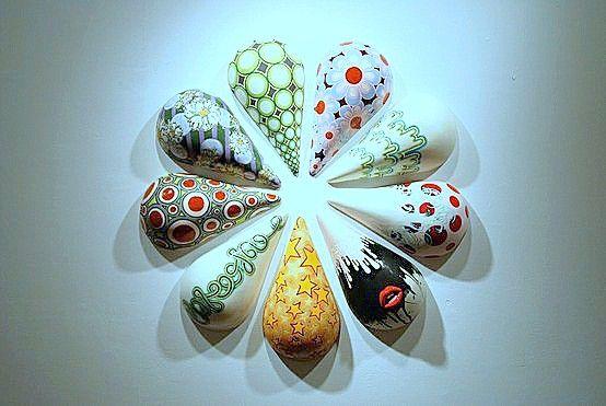 Ceramics - anyone know the artist please?