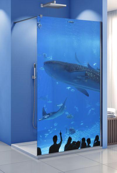 Aquarium Badezimmer