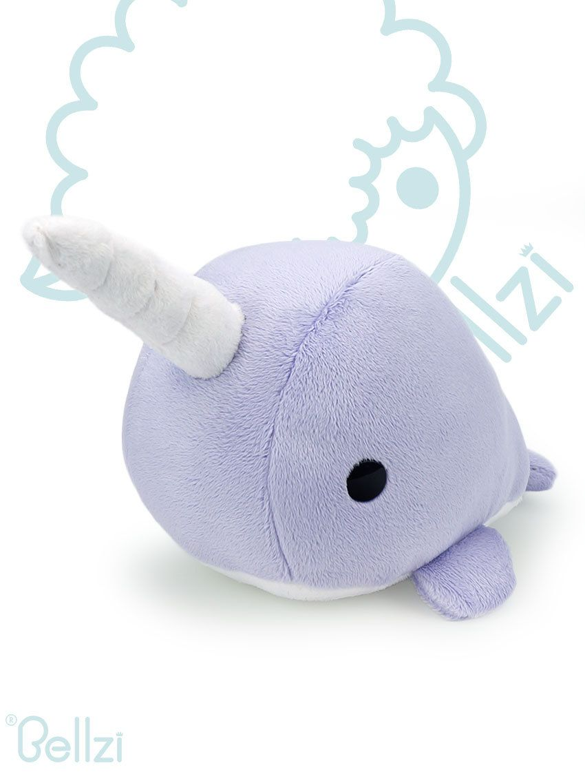 i think this is a narwhal! Narwhal plush, Animal plush