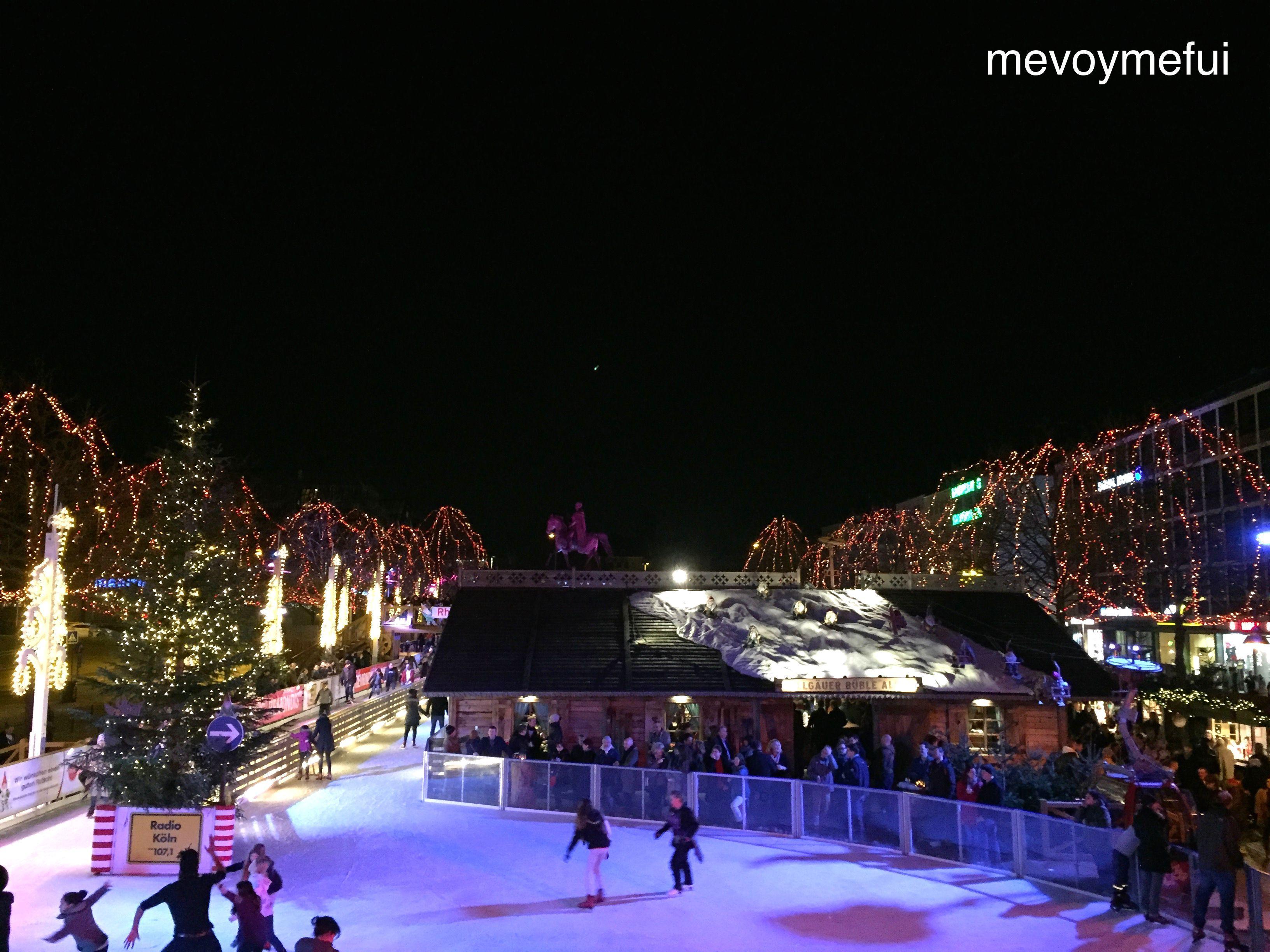 Köln Christmas market #christmasmarket #christmas #cologne #köln #mevoymefui #travel www.mevoymefui.wordpress.com