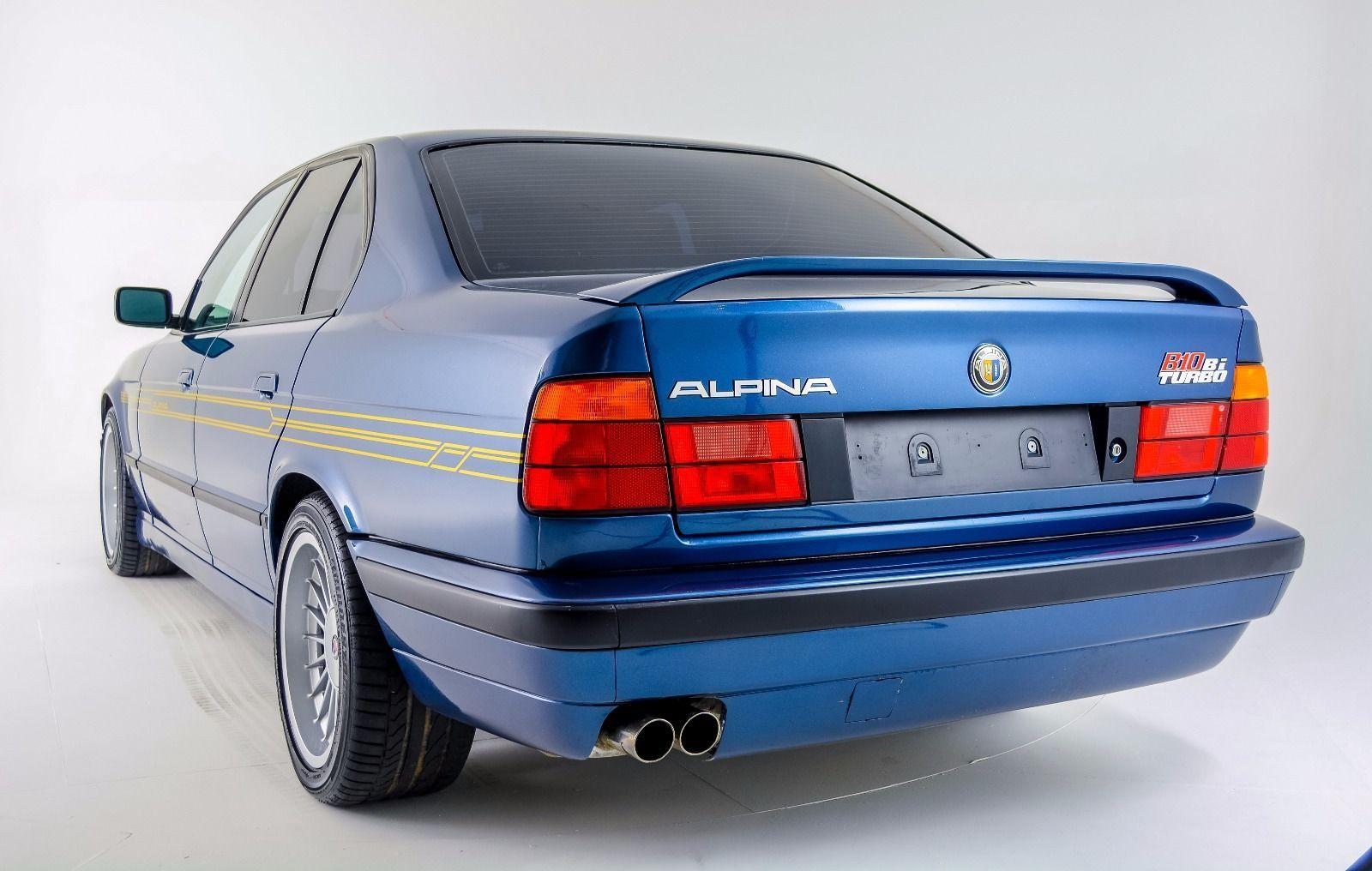 Bmw E34 Alpina B10 Bi Turbo With Images Bmw E34