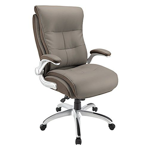 Realspace R Ampresso Big Tall Bonded Leather High Back