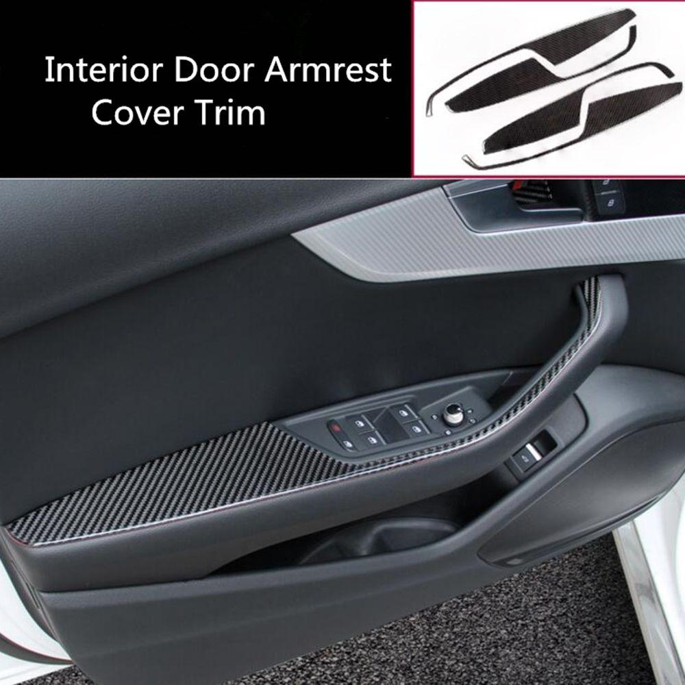For Audi A4 B9 8w 2017 Car Interior Door Handle Win Interior