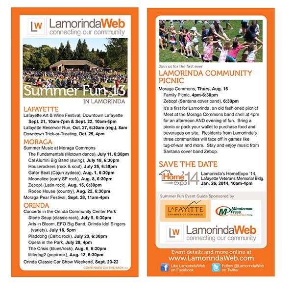 Legend of historical sites of Lafayette, CA | Lamorinda History ...
