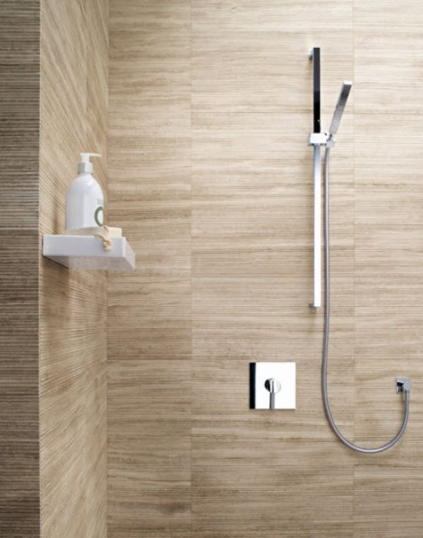 Natural Stone Tiles For Bathrooms Bamboo Collection Shower