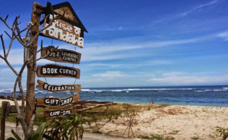 pantai pandawa objek wisata tersembunyi di bali