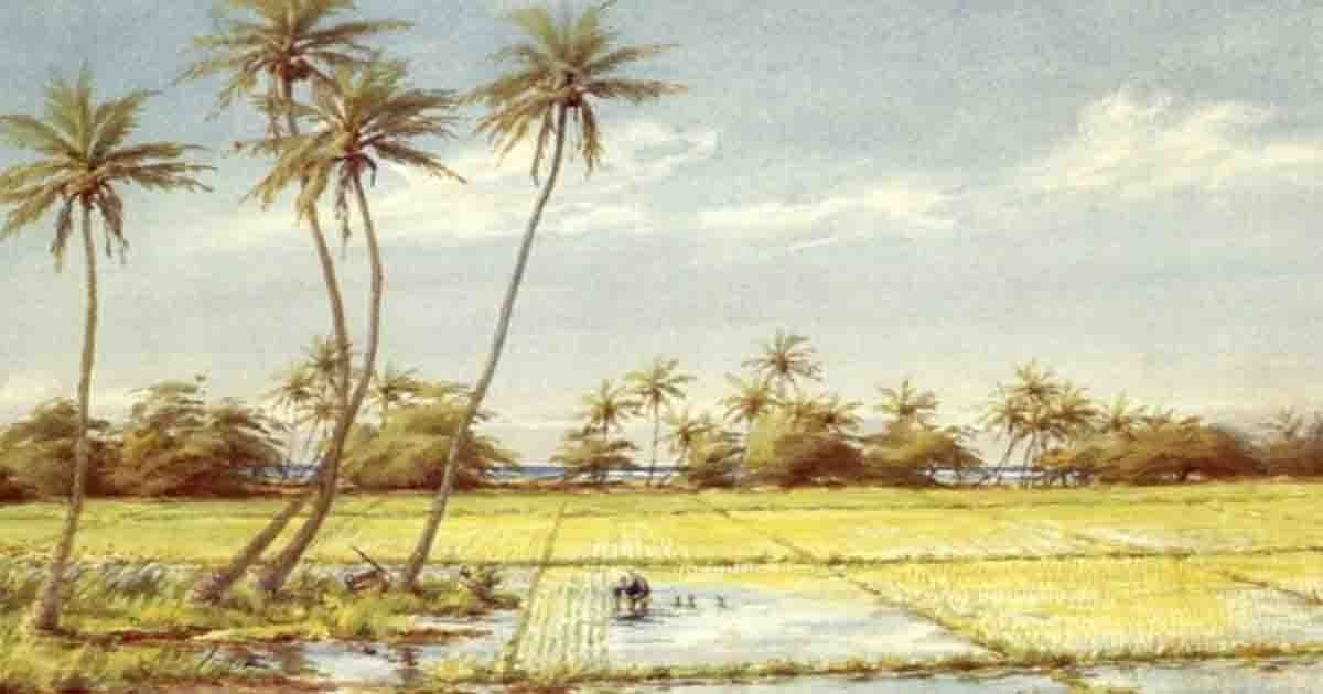 27 Lukisan Pemandangan Pagi Hari 999 Lukisan Dan Gambar Pemandangan Indah Pelukis Terkenal Download Sore Hari Waktu Di 2020 Pemandangan Vincent Van Gogh Lukisan