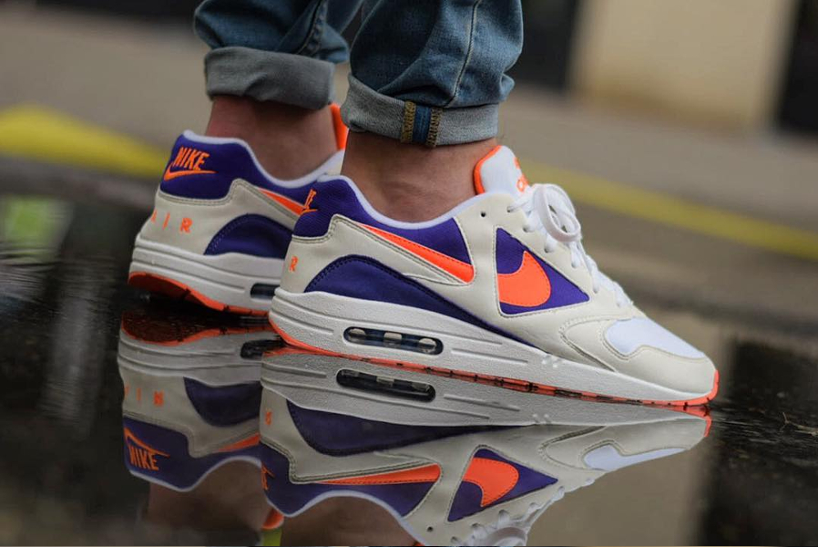 AIR MAX 1 X NIKE AIR ICARUS : UN BEL EXEMPLE DE SOLE SWAP
