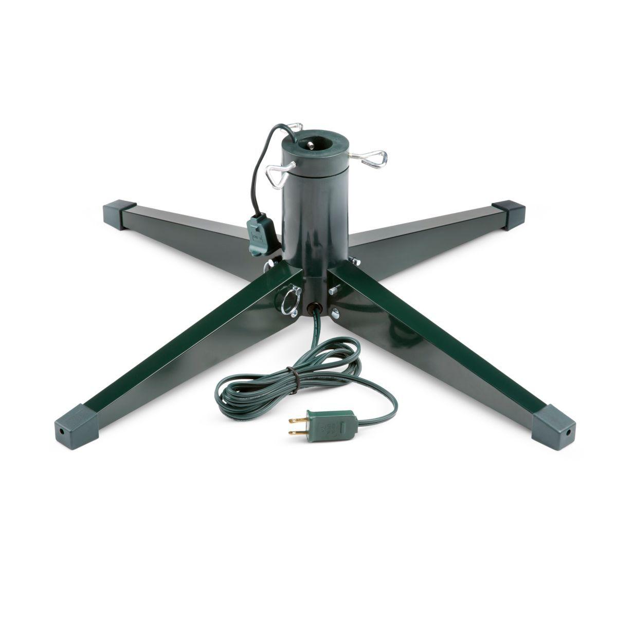 Rotating Christmas Tree Stand.Heavy Duty Rotating Christmas Tree Stand Nbi