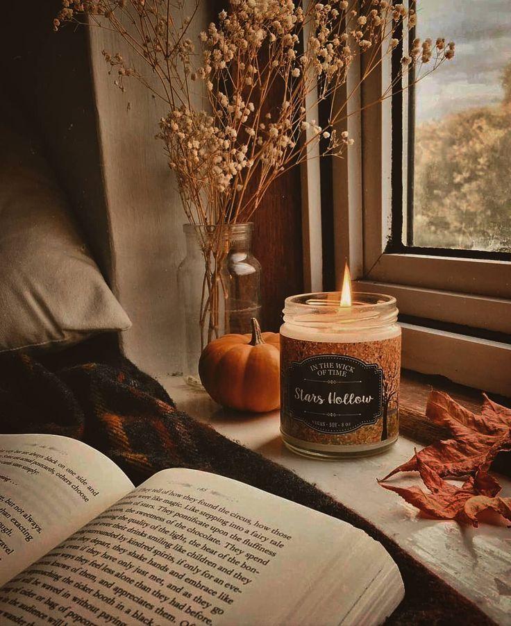 Ich bin so aufgeregt für diesen Herbst