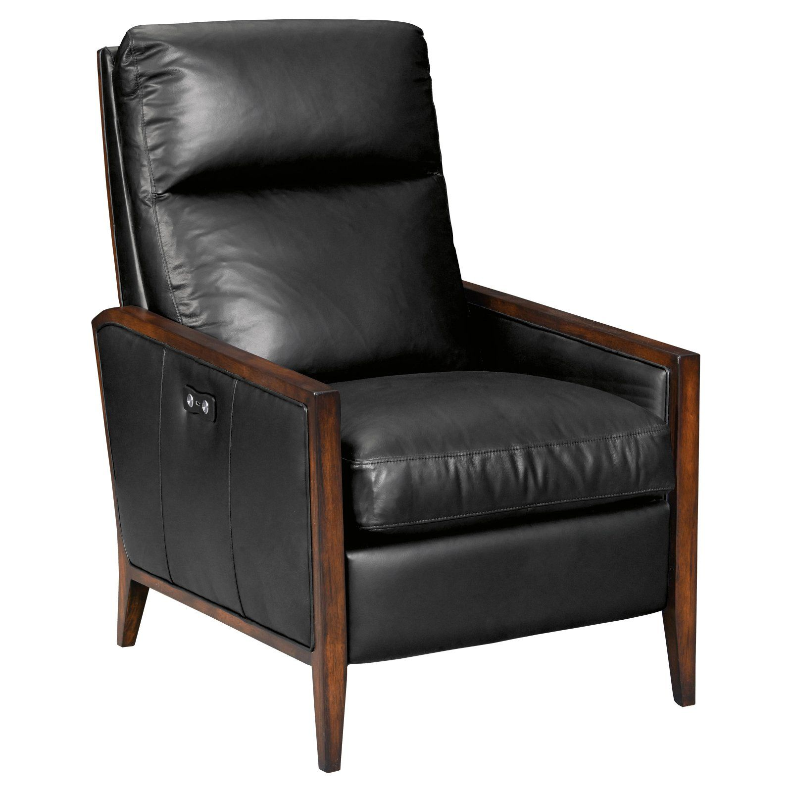 Peachy Hooker Furniture Karter Wood Accent Power Recliner In 2019 Machost Co Dining Chair Design Ideas Machostcouk