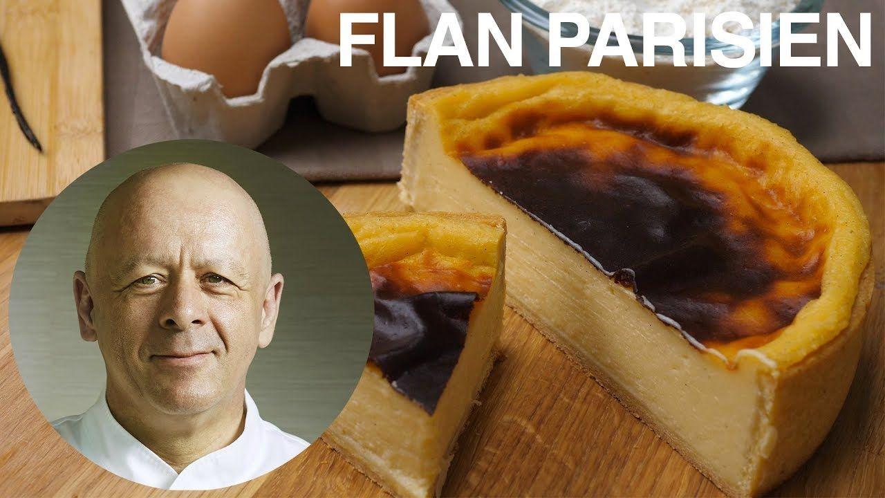 LE FLAN PARISIEN DE THIERRY MARX - Recette de chef