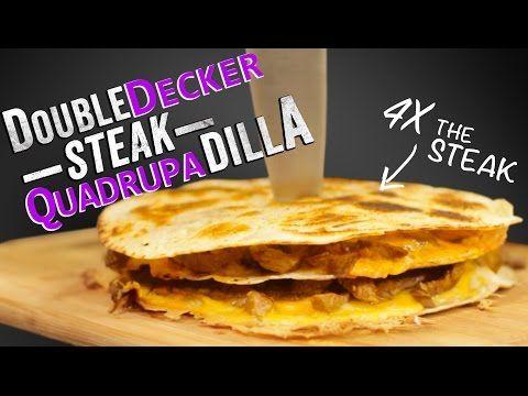 2 000 Calories Recipes Taco Bell Steak Quesadilla