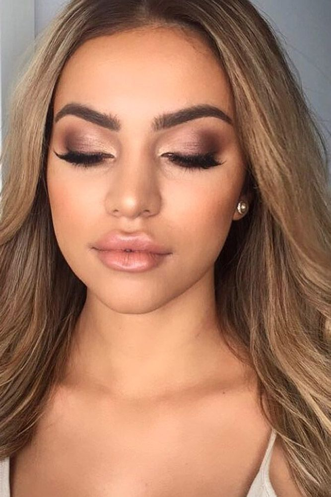 43 Stylish Rose Gold Makeup Ideas For Women To Try Now #goldmakeup
