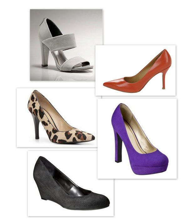 1000  images about Comfortable High Heels, Shoes & More on ...