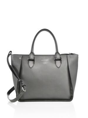 Alexander McQueen - Inside Out Large Leather Shopper