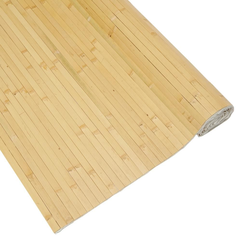 Backyard XScapes 48 in. H x 96 in. L Bamboo Wainscoting