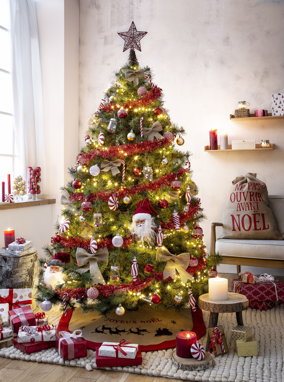 Sapin De Noel Decoration Traditionnelle vers un noël 2018 traditionnel ? la décoration de noël