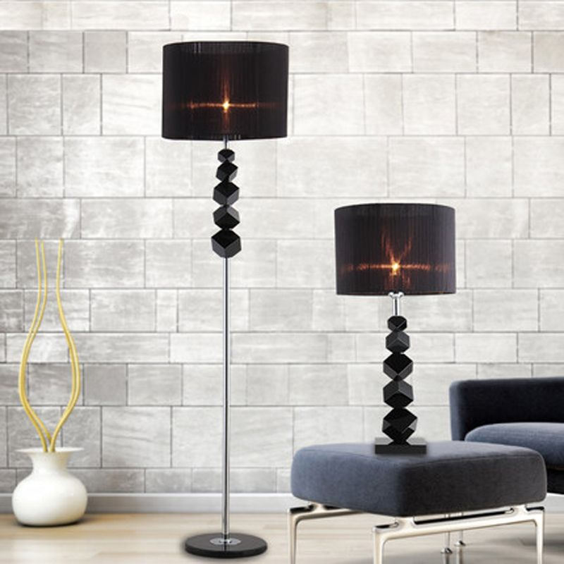 A1 European Luxury Floor Lamps Creative Modern Black Crystal Table Lamp Bedroom Living Living Room Lamp Shades Table Lamps For Bedroom Floor Lamps Living Room