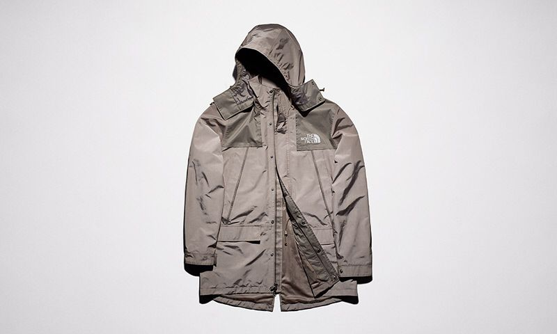 North Face 'Urban Exploration Icons' 2017