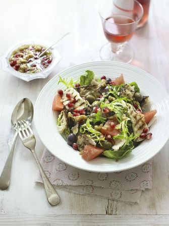Bread watermelon halloumi salad recipe halloumi salad jamie bread watermelon halloumi salad halloumi saladromantic foodwatermelon recipescheese recipessalad recipesjamie oliverdressesmeal ideaspomegranates forumfinder Choice Image