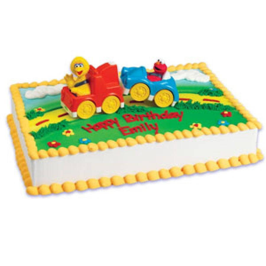 cake kit sesame street cake ideas any occasion pinterest - Cake Decorators Near Me