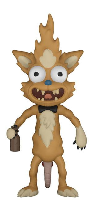 "Kidrobot Rick /& Morty Collectible Vinyl Statue Art Figure Portal Bug 7/"""