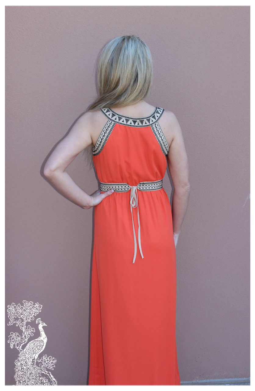 Ruffled Feathers Boutique - Blessed With Style Maxi, $74.99 (http://www.ruffledfeathersboutique.com/blessed-with-style-maxi/)