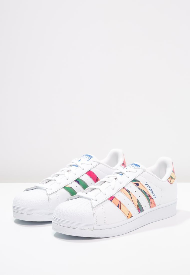 03aaec189a5 adidas Originals SUPERSTAR - Sneakers basse - white lab blue a € 100 ...