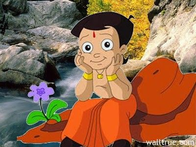 Chota Bheem Wallpapers Download -    walltrue chota-bheem - best of chhota bheem coloring pages games