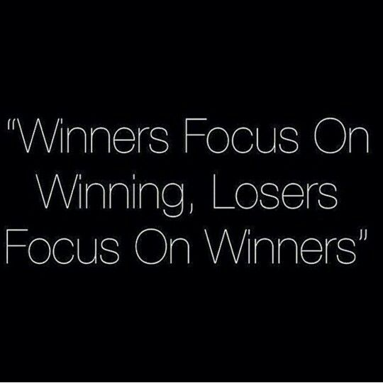 The Difference Between Winners And Losers Inspirational Quotes Cute Love Quotes Daily Quotes