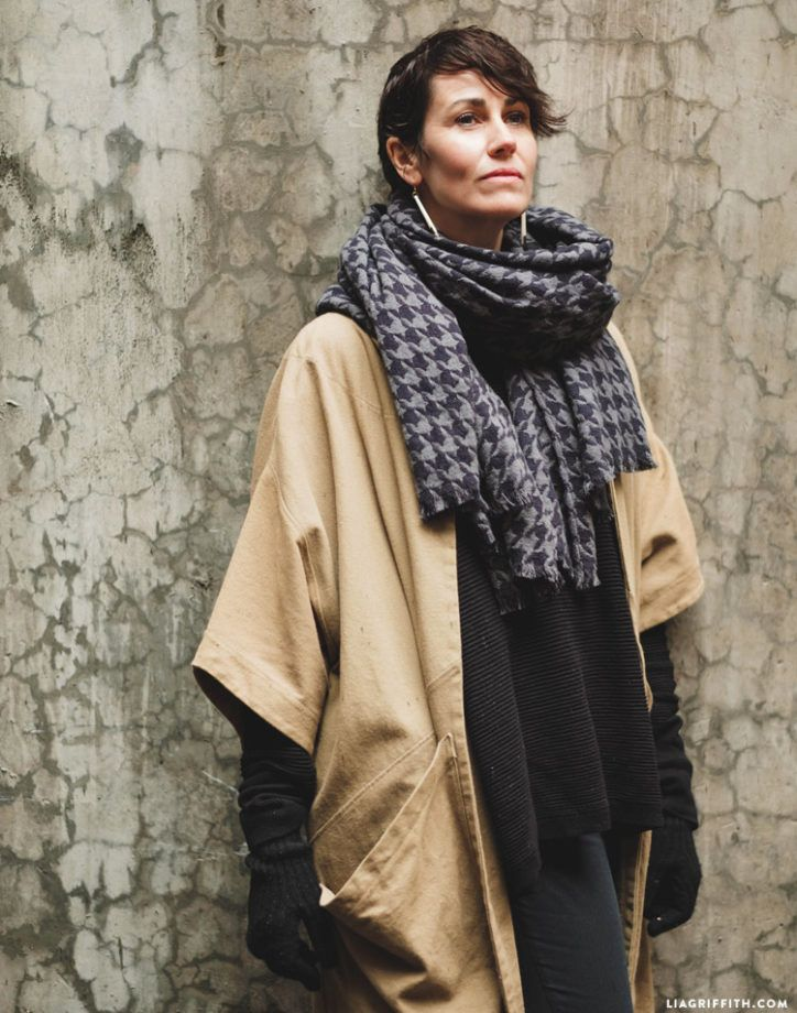 Diy blanket scarf no sew tutorial diy blanket scarf diy