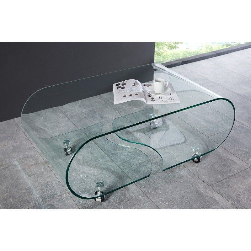 Salontafel Ghost 90cm - 37256 Salon en bijzettafels Pinterest - meuble en fer design
