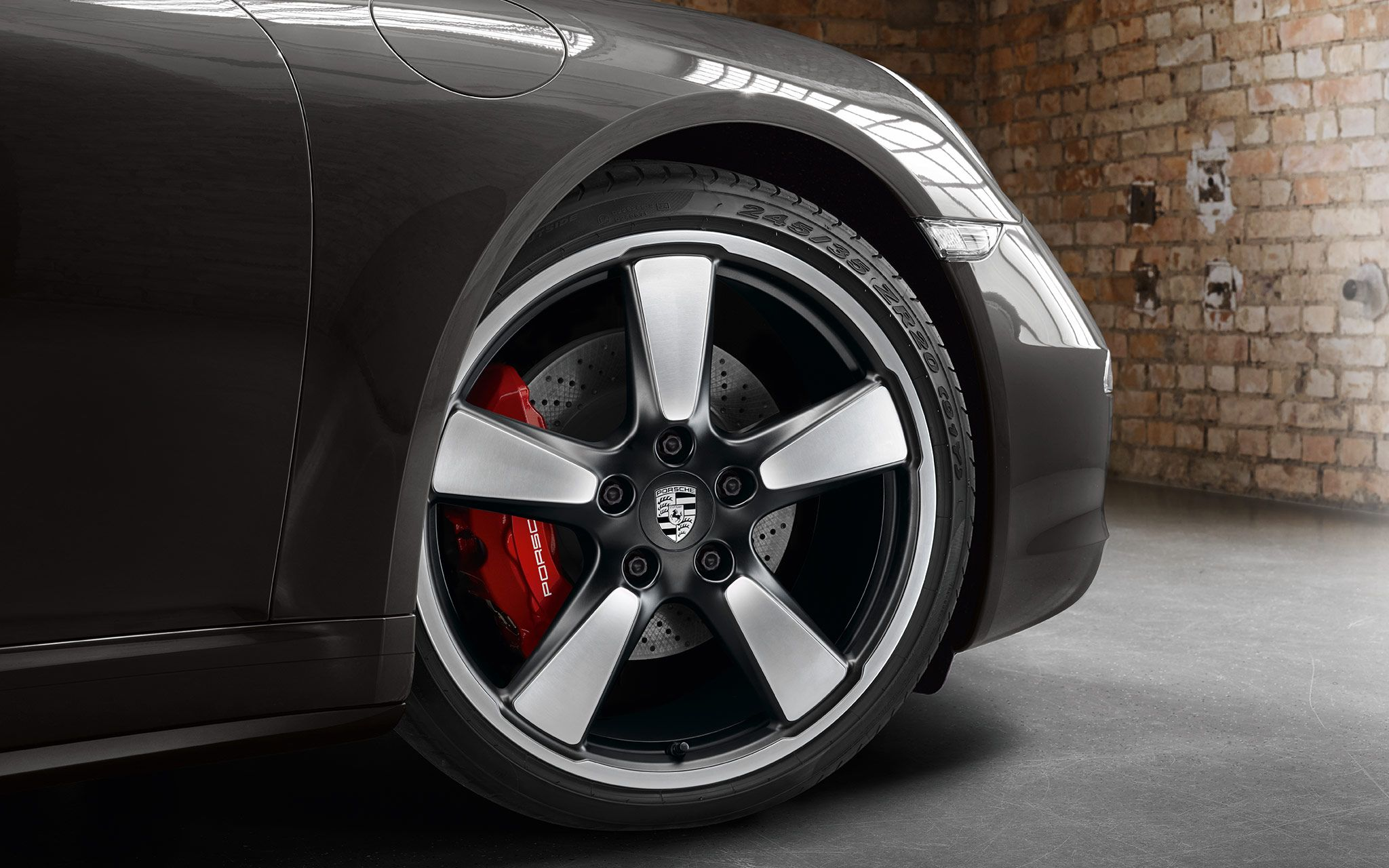 Porsche 911 50th Anniversary Edition The Sport Classic