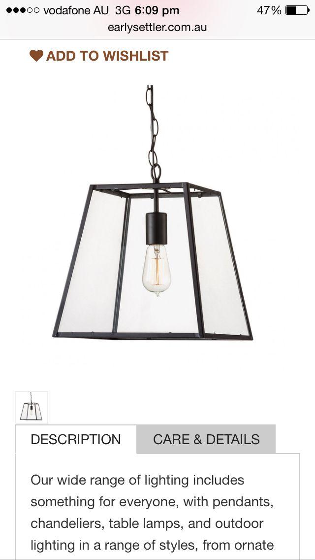 Kitchen light?