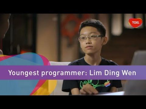 Meet the 15-Year-Old who Makes Singapore's Hottest Apps (TGIS S02E02)