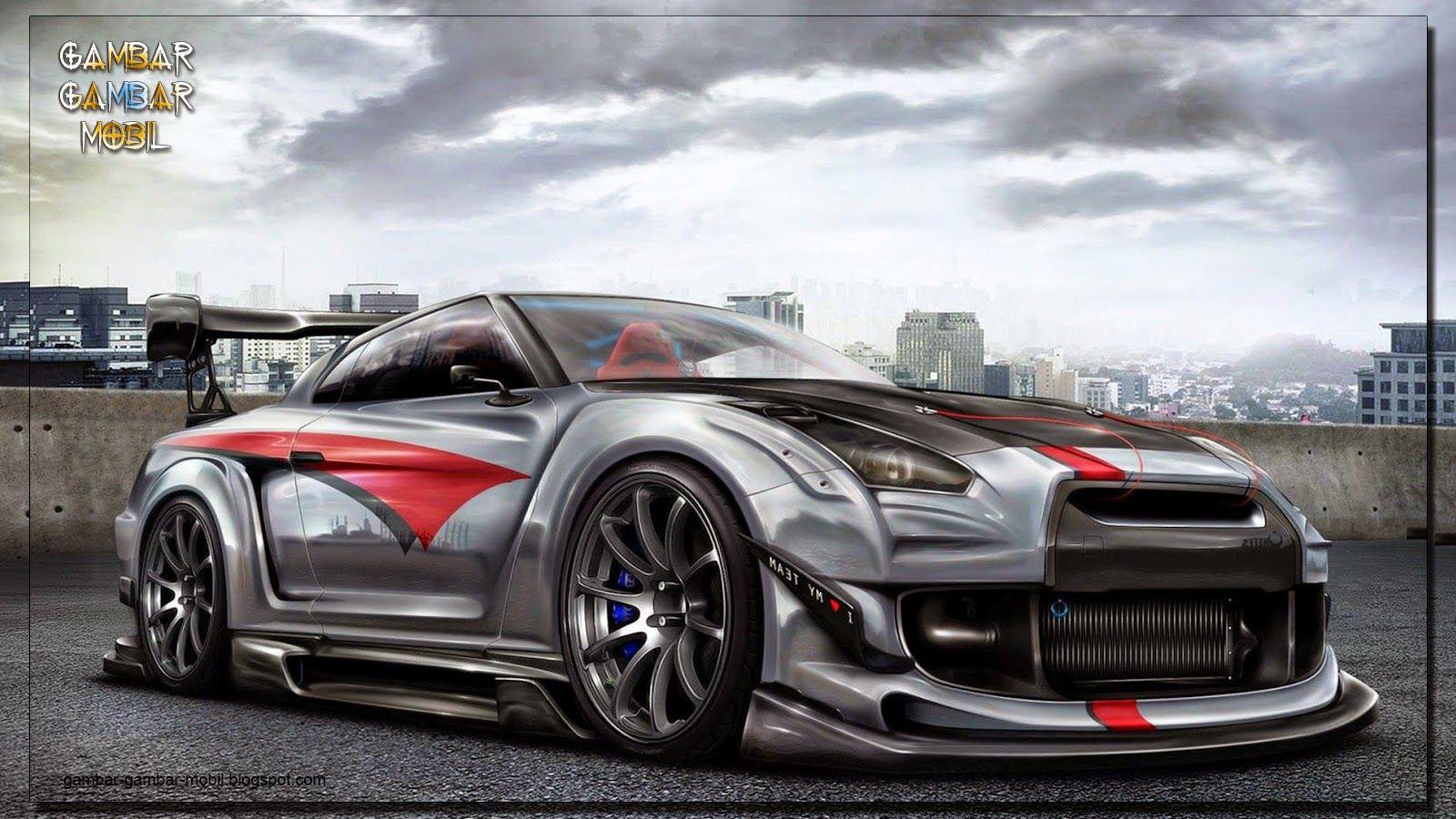 Wallpaper Mobil Sport Modif