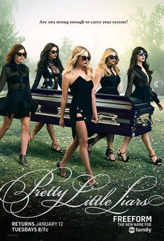 Pretty Little Liars: Sexier Than Ever Five Years Later from Pretty Little Liars' Sexy New Look and Time-Jump Scoop | E! Online