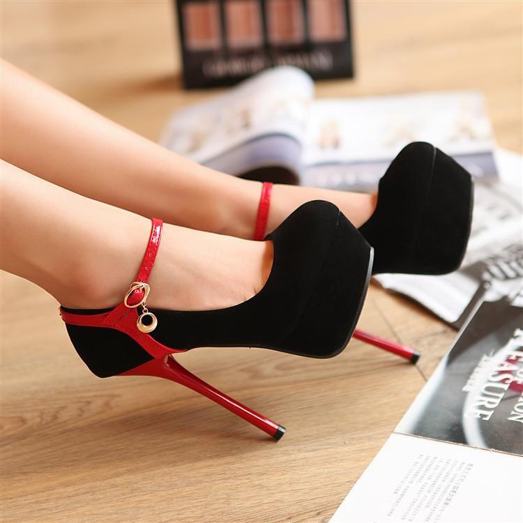 Botki Finezyjne Szpilki Z Koronka Heels Shoes Peep Toe