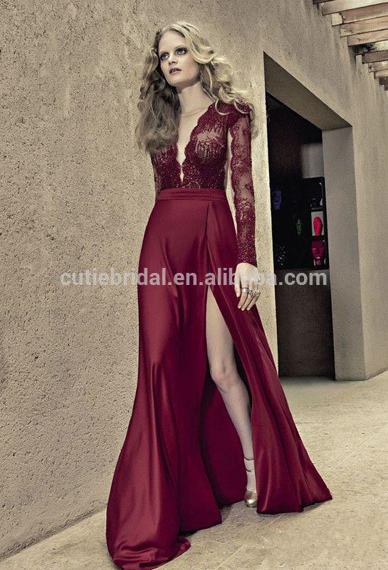 vestidos de graduacion 2016 vino - Buscar con Google Vestidos boda