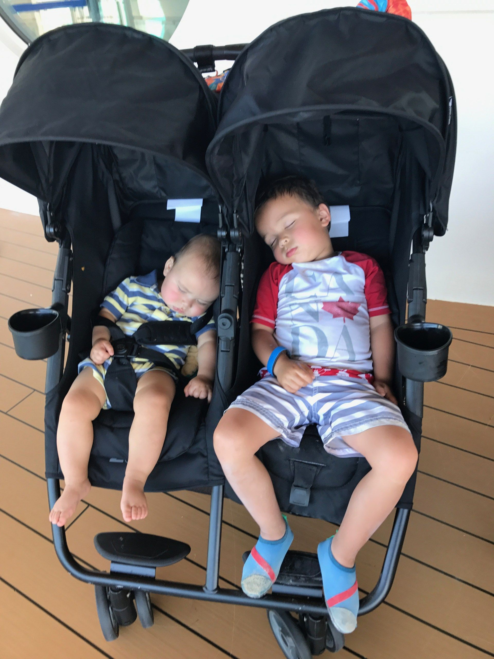 the 8 tricks i use to get my kids to sleep anywhere free travel